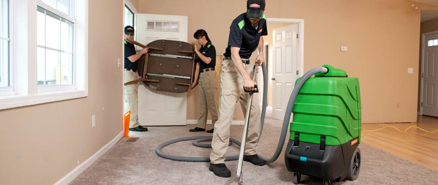 Ukiah, CA residential restoration cleaning